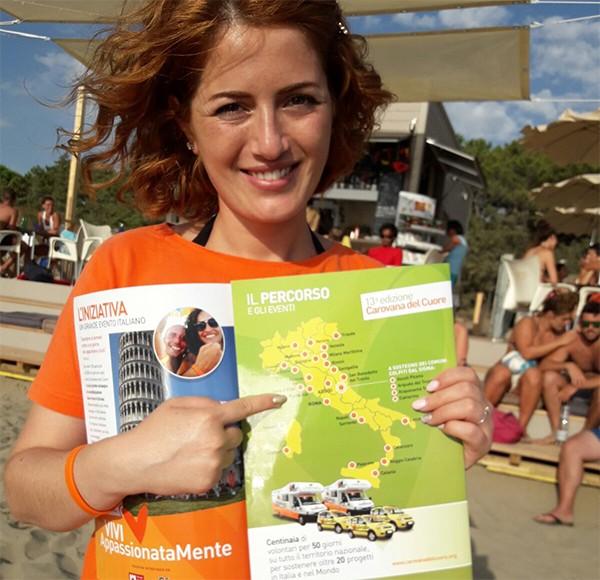 Carovana del Cuore in Toscana: al PuntAla Camping Resort per l'11mo anno consecutivo